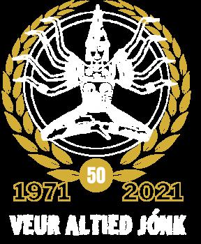 Sjiwa 50 Jaar Logo